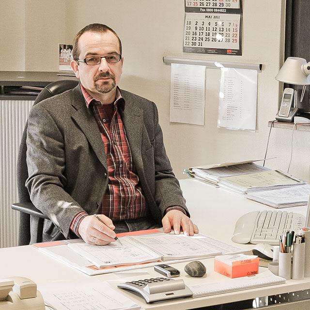 Dipl.-Ing. Michal Martin, Geschäftsführer
